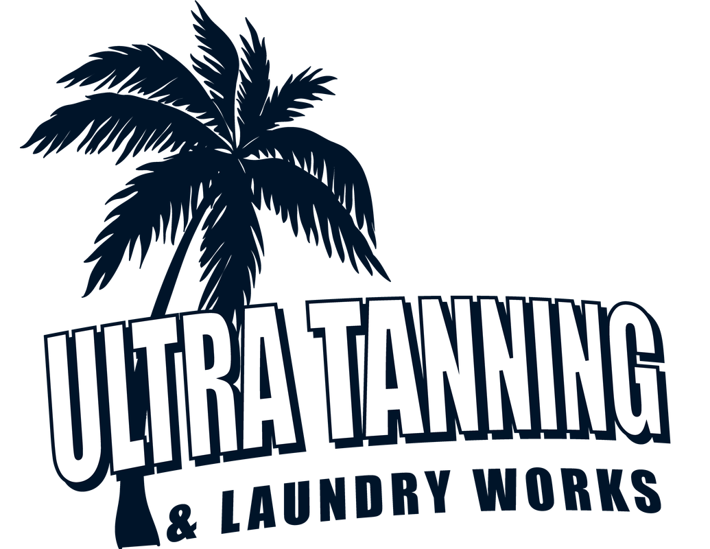 laundry works & ultra tanning logo